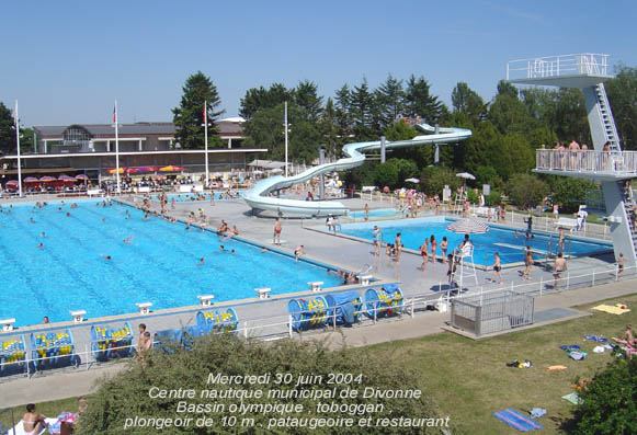 Photos de stade nautique intercommunal de chatillon for Chatillon piscine
