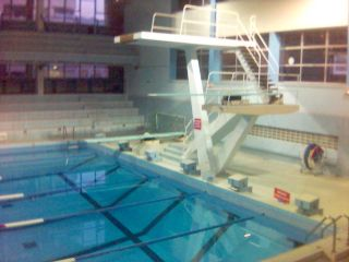 Diving facilities in france for Piscine youri gagarine argenteuil